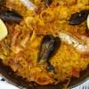 マドリードの美味すぎるパエリア屋とチュロスに感激です。